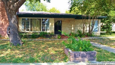 Single Family Home For Sale: 345 Babcock Rd