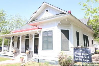 Castroville Single Family Home Active Option: 513 Florence St