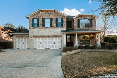Single Family Home For Sale: 1202 Andover Bay
