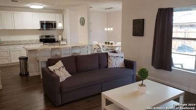 San Antonio Single Family Home For Sale: 1370 Bayou Dr