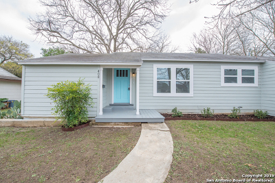 Schertz, Cibolo Single Family Home Active Option: 408 Winburn Ave