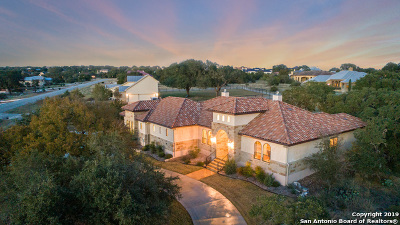 New Braunfels Single Family Home For Sale: 922 Cross Oak