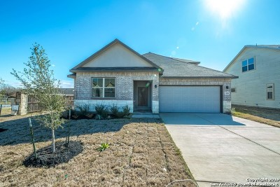 New Braunfels Single Family Home For Sale: 3105 Deer Hollow