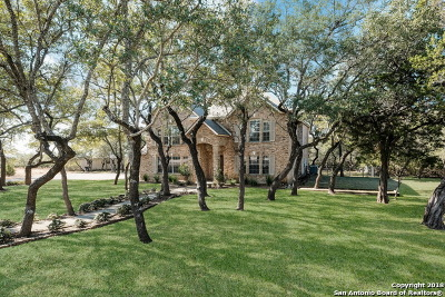 Boerne Single Family Home Price Change: 8 Brandt Rd