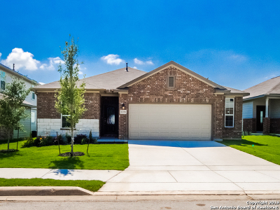 Schertz Single Family Home For Sale: 12344 Belfort Pt