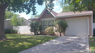 Kirby Single Family Home Active Option: 4847 Corian Oak Dr