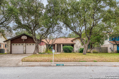 Single Family Home For Sale: 2138 Oak Peak