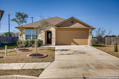Schertz, Cibolo Single Family Home For Sale: 10249 Metz Valley
