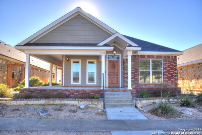 New Braunfels Single Family Home For Sale: 1460 Hanz Dr