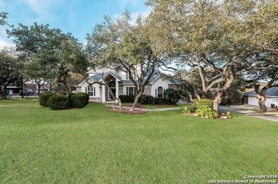 Timberwood Park Single Family Home For Sale: 511 Ceremonial Ridge