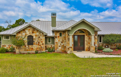 Kendall County Single Family Home For Sale: 158 Napa Ridge