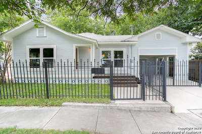 Tobin Hill Single Family Home For Sale: 639 E Evergreen St
