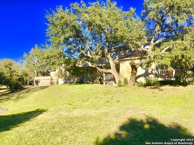Canyon Lake Single Family Home Active Option: 22 Oak Villa Rd #3