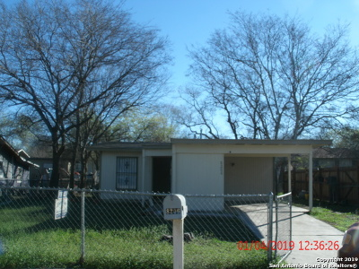 Single Family Home For Sale: 8206 Great Spirit St