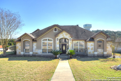 Timberwood Park Single Family Home For Sale: 1702 Slumber Pass