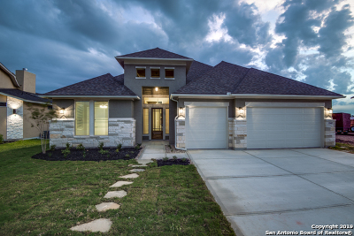 Schertz Single Family Home For Sale: 15301 Capri Ln