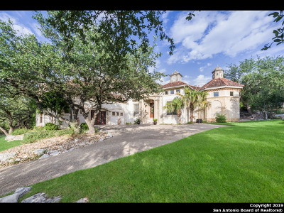 San Antonio Single Family Home For Sale: 24820 Player Oaks