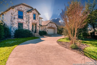 Stone Oak Single Family Home For Sale: 102 Evans Oak Ln