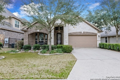 Boerne Single Family Home For Sale: 27610 Dana Creek Dr