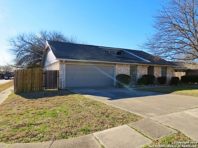 Schertz, Cibolo Single Family Home Active Option: 4901 Tiffany Ln