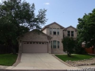 Bexar County Single Family Home For Sale: 11627 Creek Crown