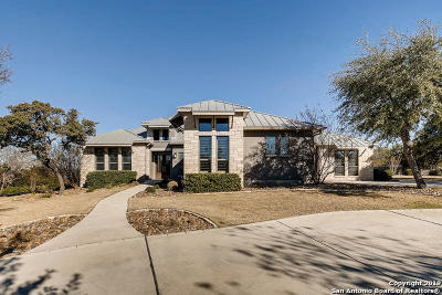 Boerne Single Family Home For Sale: 136 Balcones Bend