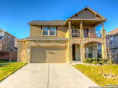 Cibolo Single Family Home Active Option: 704 Saddle Canyon