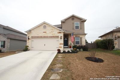 Converse Single Family Home For Sale: 2715 Pismo Beach