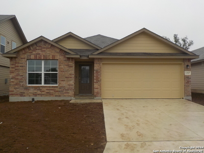 San Antonio Single Family Home Back on Market: 11927 Sapphire River
