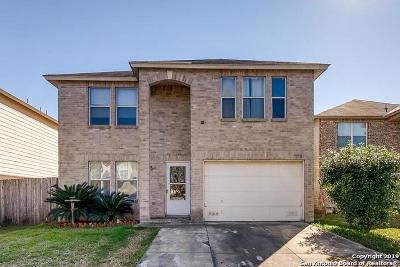 San Antonio Single Family Home Active Option: 9890 Menard Circle