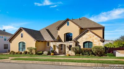 San Antonio Single Family Home Active Option: 615 Rio Springs