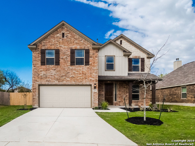 Schertz Single Family Home For Sale: 704 Pulitzer