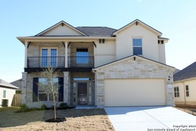 Schertz Single Family Home For Sale: 4580 Scots Elm