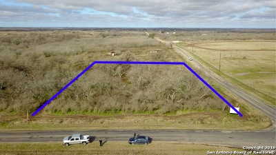 Seguin Residential Lots & Land For Sale: 122 Jakes Colony Rd