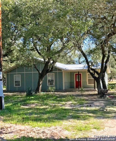 San Antonio Single Family Home For Sale: 80 2nd St