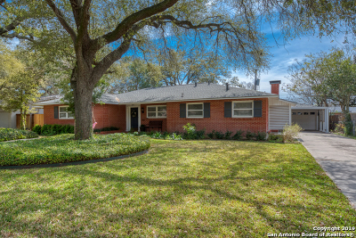 Single Family Home For Sale: 430 Northridge Dr