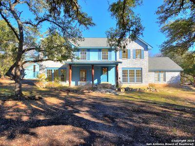 San Marcos Single Family Home New: 2401 S Rainbow Ranch Rd