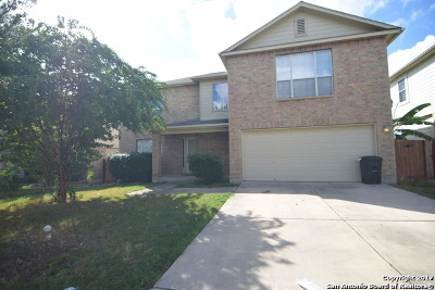 Converse Single Family Home For Sale: 6826 Lucky Fields