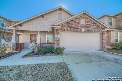 Selma Single Family Home For Sale: 8256 Breezy Cove