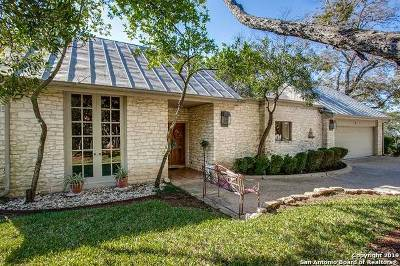 San Antonio Single Family Home Back on Market: 4 Garden Square