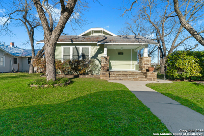 New Braunfels Single Family Home For Sale: 597 Avenue A