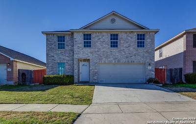 Converse Single Family Home For Sale: 7419 Copper Cliff