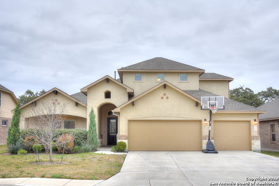Bexar County Single Family Home For Sale: 11459 Wake Robin