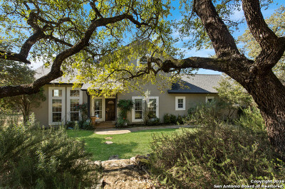 Bulverde Single Family Home Active Option: 32017 Oak Ridge Pkwy