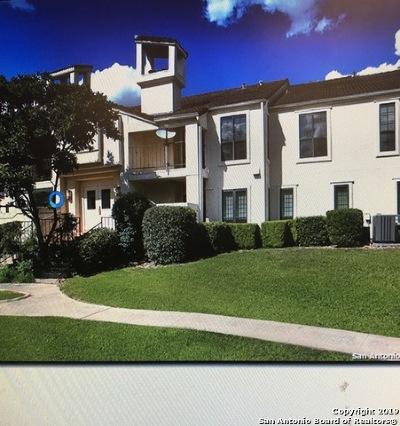 San Antonio Condo/Townhouse For Sale: 2255 Thousand Oaks Dr #503