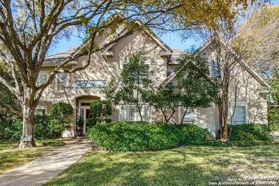 San Antonio Single Family Home For Sale: 95 Paddington Way