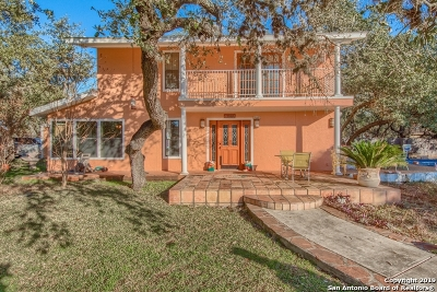Helotes Single Family Home Active Option: 13480 Fm 1560 N
