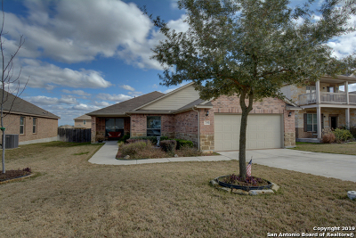 Guadalupe County Single Family Home New: 2309 Broken Wheel Ln