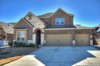 San Antonio Single Family Home Active Option: 1921 Cottonwood Way