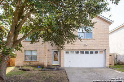 Converse Single Family Home For Sale: 8338 Northaven Dr